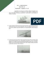 MecânicaII Trabalho Capítulo6 AP2