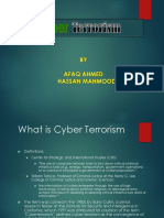 CyberTerrorism Original
