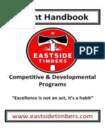 2018-19 Comp Parent Handbook