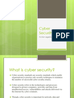 2. Cyber Security