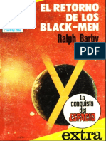 Retorno de Los Black-Men, El - Ralph Barby