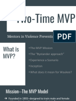 mvp ed session
