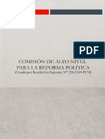 CANRP Informe Final