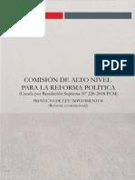 Impedimentos para postular (Constitución)
