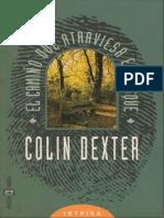 El camino que atraviesa el bosq - Colin Dexter.pdf