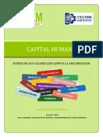 Los valores organizacionales. SINTESIS.docx