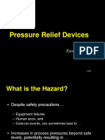 Pressure Relief Safety Valves(SNR)