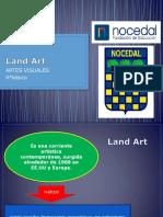 ppt ed. artistica LAND_ART
