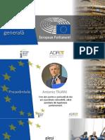 Prezentare PPT Parlamentul European