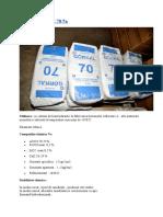 Ciment Refractar 70