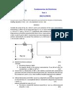eletronic fundamentals