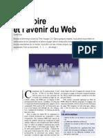 L'histoire et l'avenir du web (ebook)