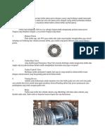 Komponen Dan Prinsip Kerja Turbin Uap