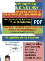 Ppt de Tabla de Frecuencias