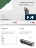 Bosch Ebike Akku Guide 2014