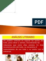 Elementos de Analisis de Una Novela