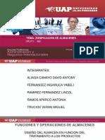 Sesion 16 Zonificación de Almacenes