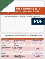Cronograma Del II Curso Virtual Especializacion en Salud Publica