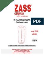 ZCK06 Manual Utilizare