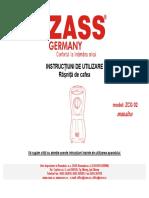 ZCG02 Manual Utilizare