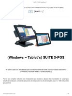 Suite X-pos - Black Ecco It