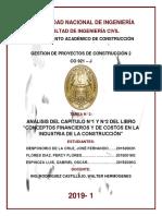 TAREA N°2 - ANALISIS DEL LIBRO (CAP 1 Y 2)