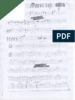 Amor de Lujo-- Trompeta 2