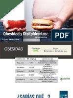 Obesidad y Dislipidemias -Consecuencias