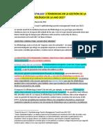 3 Tendencias en La Gestión de La Práctica Oftalmológica de La AAO 2017
