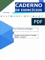 Caderno de Atividades CA 2018 Enfermagem em Unidade Médico - Cirúrgica (1).docx