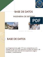 Base de Datos 2013