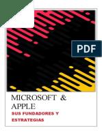 Estrategias y características de Steve Jobs y Bill Gates