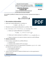 Controle Calcul Des Structures