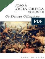 Os Deuses Olímpicos (Introdução à Mitologia Grega Livro 2)