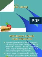 After Mid 01 Strategi Lokasi