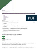 5 Herramientas de Seguridad Imprescindibles Para GNU-Linux – MasLinuX