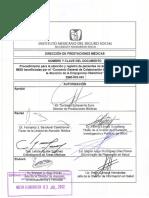 Atencion No Derechohabientes Con Emergencia Obstétrica Convenio