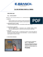 Protocolo de Pozo a Tieraa - Iseg