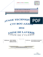 Rapport de stage Ctt Bouazzer
