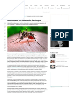 Homeopatia No Tratamento Da Dengue _ Portal Namu