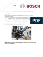 fix rhythmic clicking sounds in the Bosch eBike DriveUnit