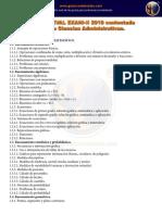 Guía CENEVAL EXANI-II 2018 Contestada Módulo Ciencias Administrativas.