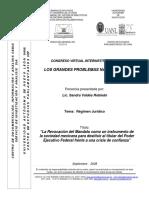 IMPORTANTE La Revocación del Mandato como un instrumento MEXICO.pdf