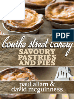 bourke street bakery Savoury Pastries and Pies