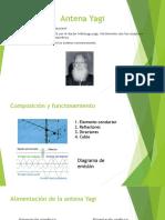 Diapositivas Antena Yagi