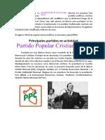 Partidos Politicos Peruanos