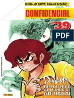 Panini Confidencial 39