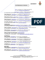 Agenzie Per Il Lavoro PROVINCIA PD 2014