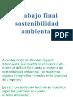 Trabajo Final Sostenibilidad Ambiental