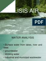 2. Water Sampling